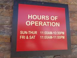 hours picture of chili s las vegas tripadvisor