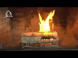 light and go bonfire ecoforest light n go yule log youtube