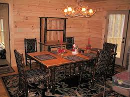 Log Dining Room Tables Dining Room U2014 Barn Wood Furniture Rustic Barnwood And Log