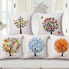 tree of life home decor african plant tree of life one side printing home decor sofa car