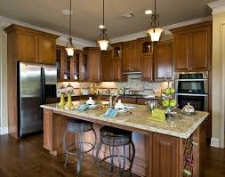 Kitchen Islands With Sink And Seating Kitchen Island Design With Stove Dark Color Countertop Stainless