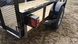 6x14 utility trailer