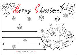 christmas advent wreath candles coloring pages