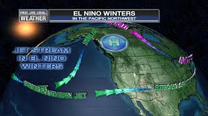 Jet Stream Map Strong El Nino This Winter What It Means In The Lowlands Fox 12