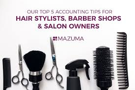 top 5 accounting tips for hair stylists barber shops u0026 salon
