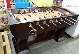 Costco Well Universal Foosball Table 399 99 Frugal Hotspot