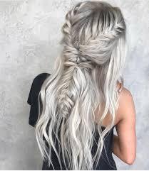 10 braided hairstyles for long hair u2013 weddings festivals