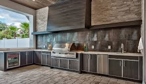 stainless steel cabinets for outdoor kitchens kitchen polymer cabinets prices small outdoor kitchen kits modular