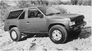 black nissan pathfinder looking back a history of the nissan pathfinder photo u0026 image gallery