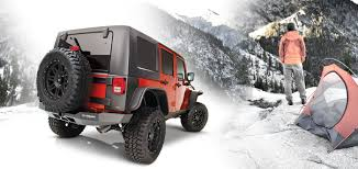 jeep body armor trail armor bushwacker