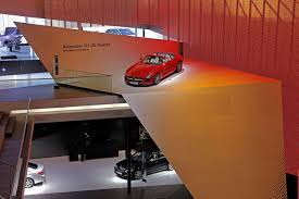 mercedes benz museum atrium mercedes benz stand mercedes benz