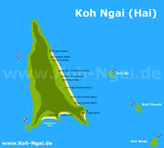 Map Of Eastern Caribbean Islands by Koh Ngai Hai Trang Islands Com Welcome To The World Of Trang