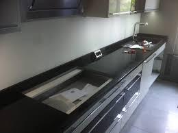 entretien marbre cuisine chambre enfant plan de travail en marbre noir plan de travail con