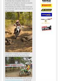 motocross bikes for sale in ontario frid u0027eh update 40 presented by two wheel motorsport direct