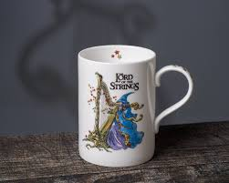 gifts for lord of the rings fans lord of the strings bone china mug lord of the rings gift