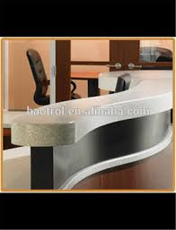 Office Counter Desk Customized Office Furniture Small Reception Desk Front Office Desk