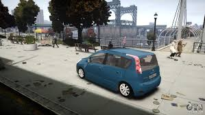 nissan note 2017 nissan note 2009 for gta 4