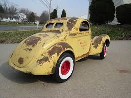 Barn Fresh Cars Willys Gasser Barn Fresh And Rusty Scale Auto Magazine For