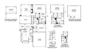 Beazer Home Floor Plans Floor Plans Owl 55