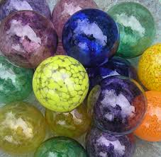 ornament pond balls blown glass floats made in the usa