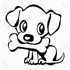coloring pages puppy drawings puppy drawings pencil u201a puppy