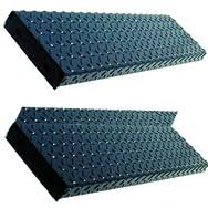 gilmore kramer company aluminum stair tread serrated top
