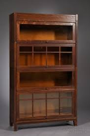 Arts And Craft Bookcase Search All Lots Skinner Auctioneers