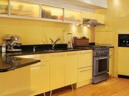 backsplash for yellow kitchen architecture modern yellow kitchens design with yellow backsplash