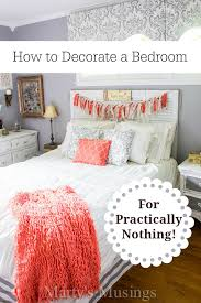 how to decorate a bedroom for practically nothing martys musings jpg