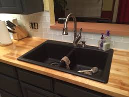 water protection how do i prepare and take care of a wooden butcherblock countertops from ikea see image below enter image description here