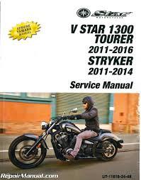 2011 2014 yamaha xvs13c v star stryker 2011 2017 tourer motorcycle