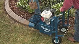 landscape curbing machine concrete edger equipment lil u0027 bubba
