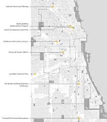 chicago housing projects map cha project locations urbanworks
