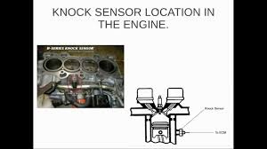 ongoing knock sensor issue with 2003 honda aquatrax youtube