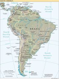 Peru South America Map by Maps Of Peru