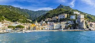 Map Of Amalfi Coast Cetara And Vietri Sul Mare Practical Guide To The Amalfi Coast
