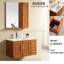 Wood Bathroom Furniture Bathroom Cabinets Solid Wood Cabinets Solid Wood Bathroom Cabinet