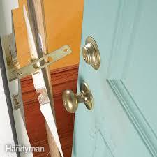 Exterior Door Security How To Reinforce Doors Entry Door And Lock Reinforcements