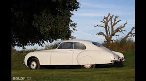 bentley r type continental fastback sports saloon by h j mulliner