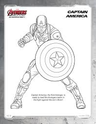 marvel printable coloring pages avengers age ultron u2013