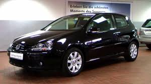 golf volkswagen 2004 volkswagen golf v 1 6 sportline 2004 black magic perleffekt
