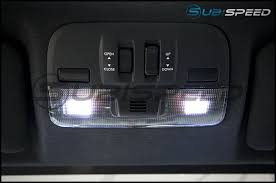 olm led interior map dome lights 2014 forester lighting