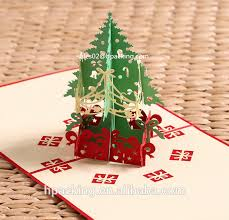 Decoration Of Christmas Cards by 5 Kids Christmas Greeting Card Handmade Decoration Greeting Card