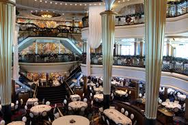 dynamic dining dropped from ovation of the seas cruise advice