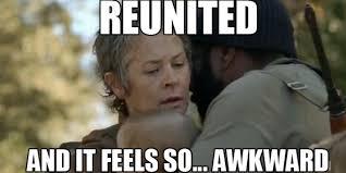 Glenn Walking Dead Meme - the walking dead season 4 episode 10 recap hitchhikers are