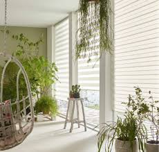 day and night blinds for soft light by day and more privacy by
