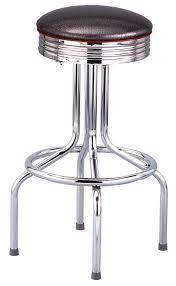 bar stool 1671 diner bar stools retro bar stools