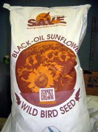 jersey grown jersey grown black oil sunflower seed bird seed