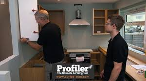 how to replace kitchen end panels how to scribe kitchen unit end panel