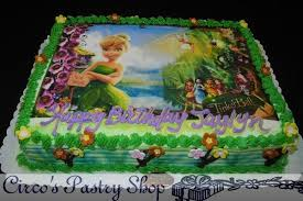 tinkerbell cake italian bakery fondant wedding cakes pastries and